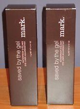 Avon 2 Mark Saved By The Gel Waterproof Eyeliner & Brush Black Board $22 NIB