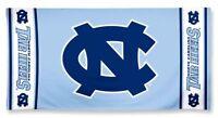 UNC North Carolina Tarheels Beach Bath Pool Towel 30 x 60 inch NCAA licensed