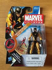 2010 Marvel Universe Yellowjacket With Ant Man Action Figure MOC Hasbro #32