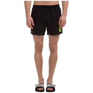 Emporio Armani EA7 swimming trunks men 9020001P73900020 Black swimsuit