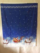 Daisy Kingdom Twas the Night Border Print #4684 2 yards Christmas Santa