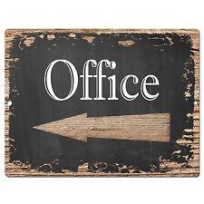 PP0467 Office Retro Chic Sign Bar Pub Shop Store Cafe Restaurant Decor Sign