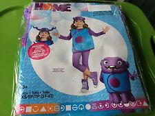 Child Oh Home Costume From Movie Home Dreamworks Kids Home Costume 3T-4T FREE SH