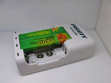 new gum 2 pcs Battery + charger Sony Panasonic Epworth Sharp CD MD tape  NH-14WM