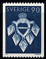 SWEDEN - SVEZIA - 1979 - Natale. Gioielli e costumi folkloristici - 90 o.
