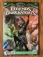 DARK NIGHTS DEATH METAL LEGENDS OF THE DARK KNIGHTS #1 1st PRINT 1st ROBIN KING