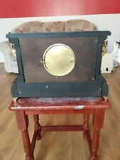 More details for abraham's mantle clock