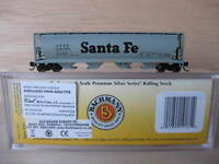 """Bachmann - ref.19152 - Vagón transporte de cereal """"Santa Fe"""" gris"""