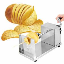 Kartoffel Spiralschneider Gemüse Obst Kartoffelschneider Chips Slicer Tornado