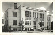 Bonners Ferry Id Court House Real Photo Postcard