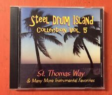 Steel Drum Island - St. Thomas Way & More Instrumental Brand New [CD]