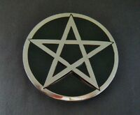 Pentagram Black Star Belt Buckle Boucle de Ceinture