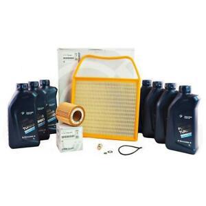 Orig. BMW Oil Filter Air Filter 1er E82 E88 3er E90 E91 E92 E93 Z4 E89+7L 5W30