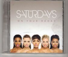 (HM780) The Saturdays, On Your Radar - 2011 CD