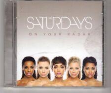 (HM780) The Saturdays, On Your Radar - 2011 CD