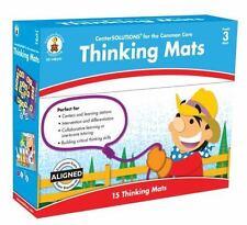 New Sealed Carson-Dellosa Thinking Mats Grade 3 Commom Core