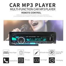 Bluetooth Car Stereo Radio Player In-Dash Head FM MP3/USB/SD/AUX hands-free call