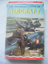 RARE Observer's book of AIRCRAFT 1965 Edition- *No date on spine*