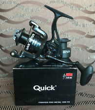 DAM Quick Fighter Pro Metal 320 FD Spinnrolle