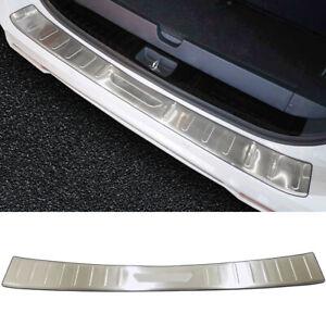 Fit for Mitsubishi Pajero Sport 2020 2021 Rear Outer Bumper Guard Plate Trim 1PC