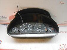 04 BMW 325i speedometer cluster 62116932927 6932927 ic# 62856  RF0181