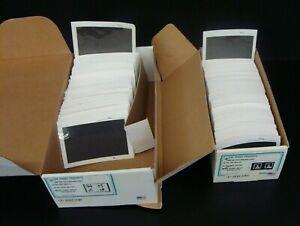 G&K Hobby GK-102 (750) & GK-104(400) Black Archival Cards stamp collection