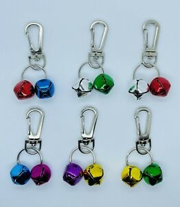 Bell for Cat Collar Pick Your Colors Jingle Bells Attach To Pet Collar
