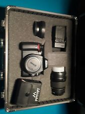 Nikon D40 w/ 18-55mm 1:3.5-5.6, Macro x0.5, Chase, Charger, filters