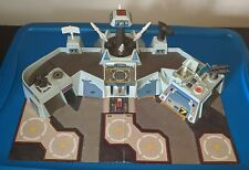 Micro Machines Space STAR FORTRESS 5000 Playset w/ Box Galaxy Voyagers Complete