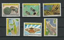 OBERVOLTA, 1981 Insekten 818-23 **, (28124)