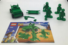 Lego Toy Story Ejército Hombres patrullando conjunto 7595 de 2010