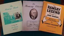 The John Ramsay Trilogy - Magic Books