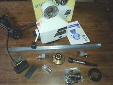 Unidad de alimentación Eje Z Universal Kit de alimentación para máquinas de fresado, modelo de 240 voltios