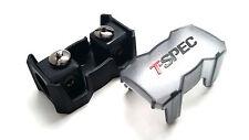 TSPEC Compact MIDI Fuse Holder 1/0 GAUGE awg Inline V12-MANL 0 AWG Fuseholder