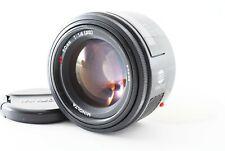 Minolta AF 50mm F/1.4 Prime Lens For Sony Excellent++ Made In Japan Tested #5971