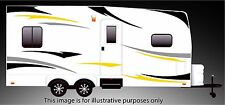 RV, Trailer Hauler, Camper, Motor-home Large Decals/Graphics Kits 24-k-4