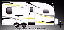 RV, Trailer Hauler, Camper, Motor-home Large Decals/Graphics Kits 24-k-4