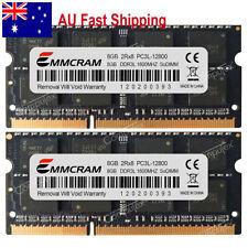 AU 16GB 2x8GB PC3L-12800 DDR3L-1600Mhz SoDimm MacBook Pro iMac Mac Mini Memory