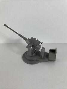 Rare Vintage 1950s Marx Rex Mars Space Patrol Playset Radar Console Weapon