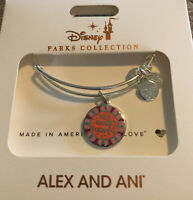 Disney Parks Alex And Ani It's A Small World Double Sided Bracelet