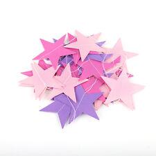 4M Twinkle Twinkle Little Star paper Garland Glitter Baby Shower Party Decor ark