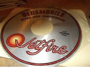 67 1967 Oldsmobile Jetfire V8 4 Bbl  Air Cleaner Tin NOS 391944