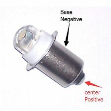 LED Torch Camp Light Bulb 9.6V 10.8V 12V for Bosch AEG Roybi Milwaukee Fishing