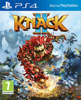 Knack 2 (Eng/ Chi Ver.) for PS4 Sony Playstation 4