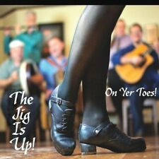 The Jig is Up! - On Yer Toes! [New CD]