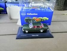 VOLVO COLLECTION 1/43 DIECAST VOLVO 164 Saloon Dark Green  EXELLENT BOXED