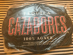 Cazadores Tequila Tin Sign -  Brand New