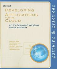 Developing Applications for the Cloud on the Microsoft Windows Azure Platform (P
