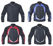 Blousons textiles doublure pour motocyclette