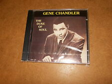 CD (BAR 104) - GENE CHANDLER The duke of soul